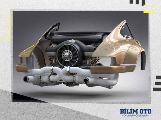 Porsche Soğutma Sistemi